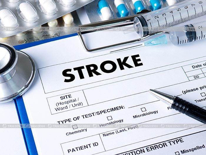 điều trị tai biến mạch máu não bằng thuốc