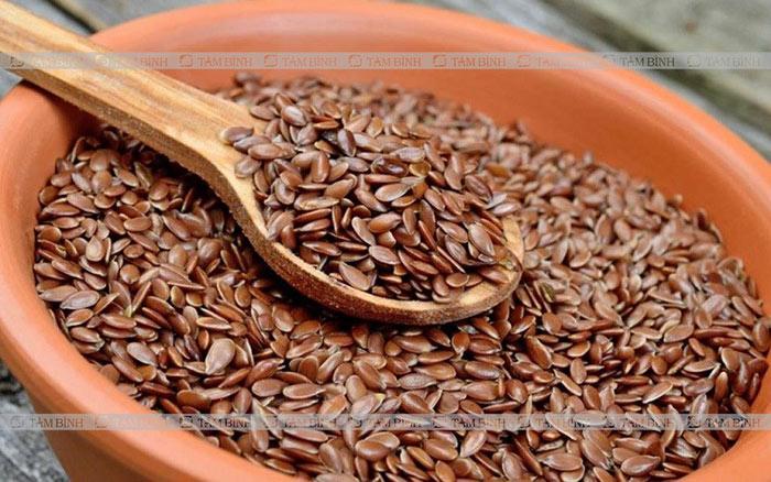 hạt lanh tăng cholesterol tốt