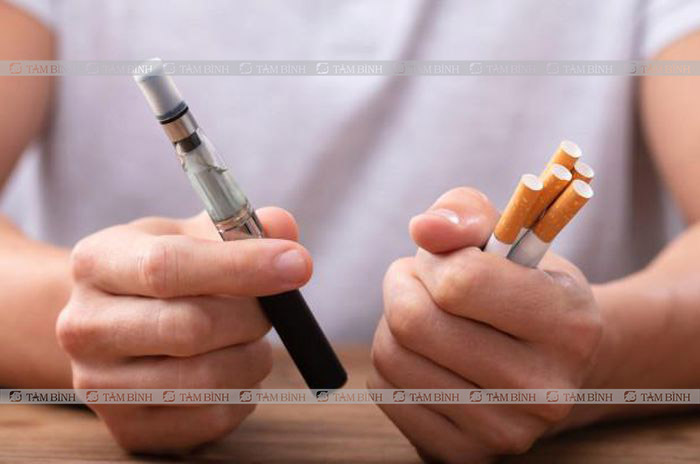 hút thuốc lá gây đột quỵ