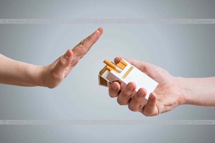 Không hút thuốc lá cải thiện tình trạng mỡ máu thấp