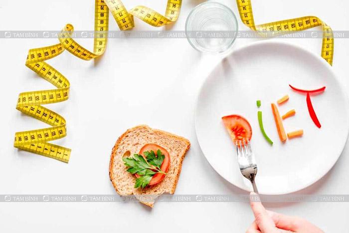 lưu ý khi lựa chọn thực đơn giảm cân cho người béo