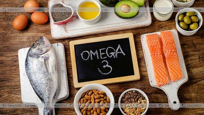 lưu ý lựa chọn omega-3 làm giảm mỡ máu