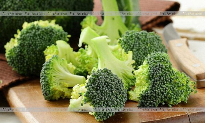 Súp lơ xanh làm tăng HDL-cholesterol