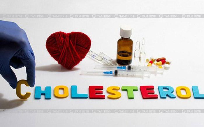 thuốc hạ cholesterol cho người xơ vữa động mạch