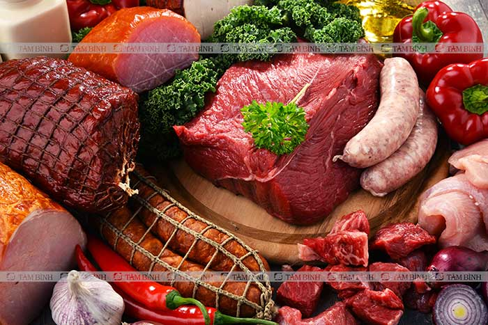 xơ vữa động mạch hạn chế ăn thịt đỏ