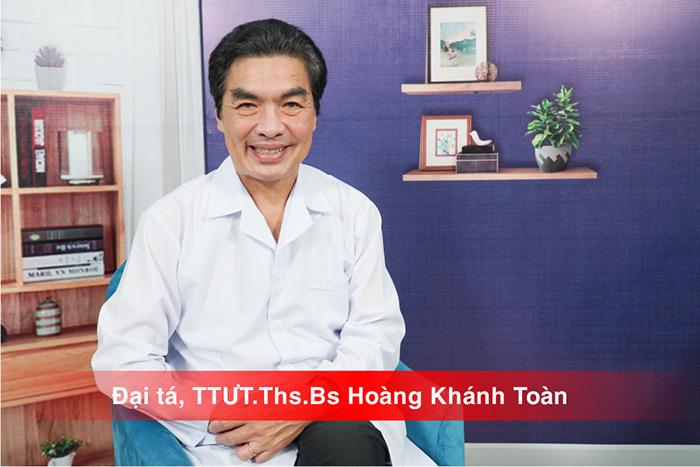 Bác sĩ Hoàng Khánh Toàn