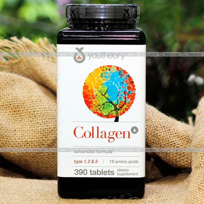 Collagen type II tốt cho người khô khớp