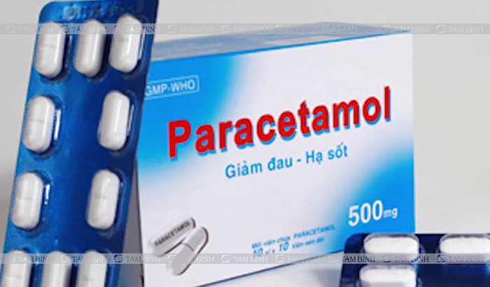 khô khớp có thể được chỉ định thuốc giảm đau