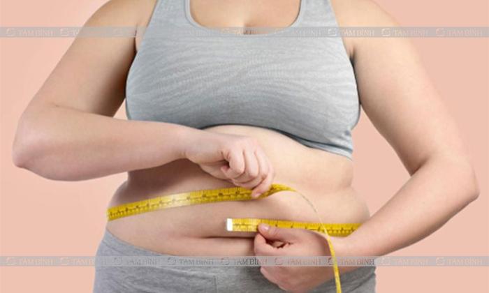 béo phì gây đau rễ thần kinh cột sống