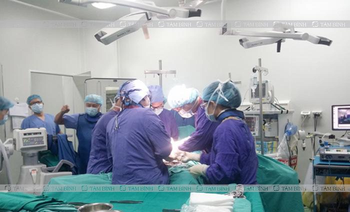 Phẫu thuật trị đau rễ thần kinh cột sống