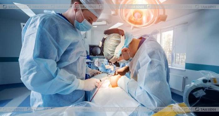 Phẫu thuật thoát vị đĩa đệm đốt sống cổ